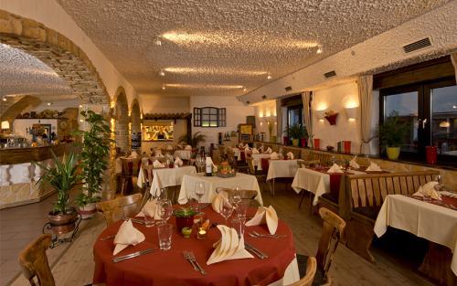 Ausschnitt Restaurant